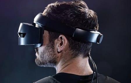 Обзор VR-шлёма HP Windows Mixed Reality