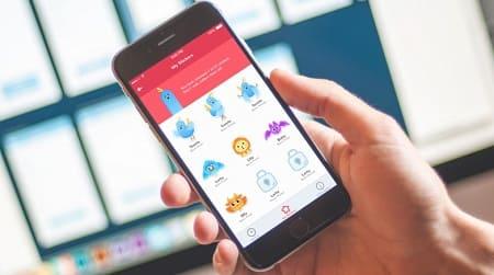 Мобильное приложение Bonprix
