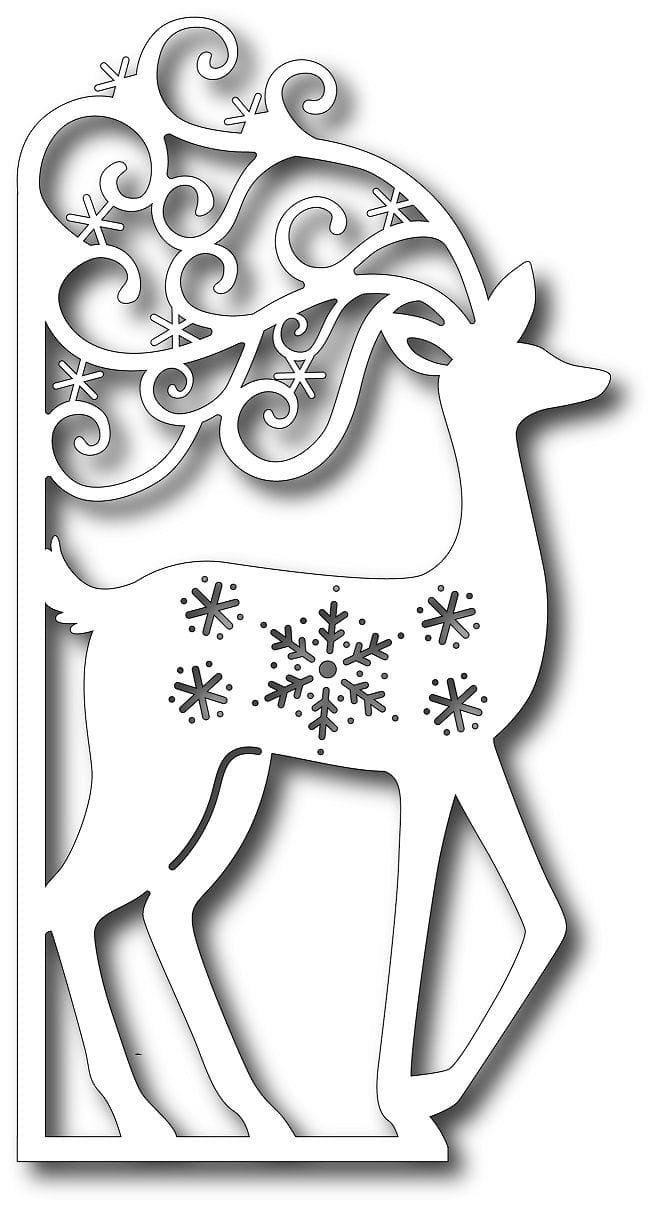 Вытынанки на Новый Год 2021 — примеры шаблонов, распечатать украшения на окна
